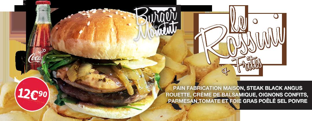 Bonici Burger Rossini