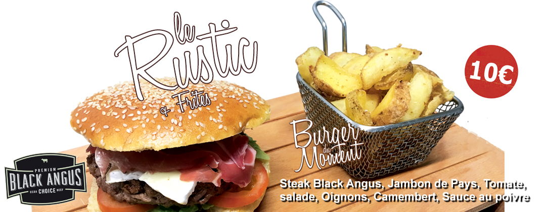 Bonici Burger