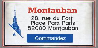 Bonici Burger Montauban