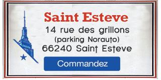 Bonici Burger Saint Esteve