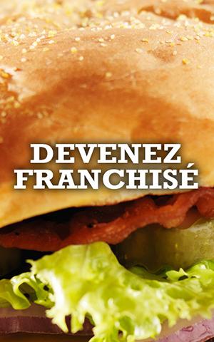 Bonici Burger, devenir franchisé !