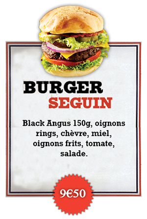 Bonici Burger Seguin