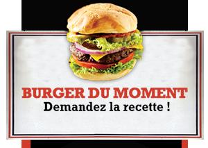 Bonici Burger - Burgers servis avec des frites deeps, pain fabrication maison