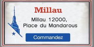 Bonici Burger à Millau
