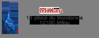 Bonici Burger contact Millau