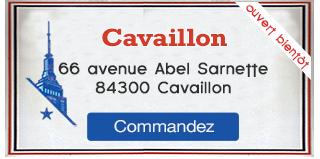 Bonici Burger Cavaillon